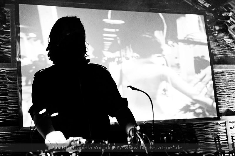 Death in Rome beim NCN - Nocturnal Culture Night am 02.09.2016 im Kulturpark Deutzen (bei Leipzig) - Kulturbühne